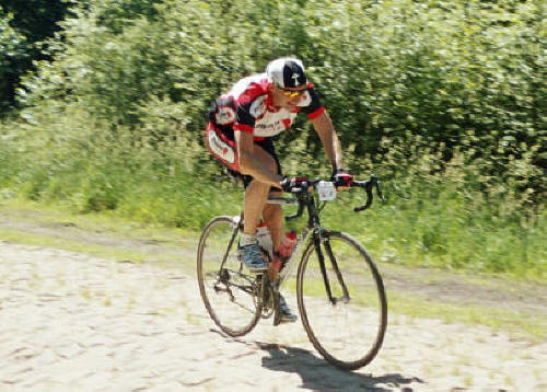 Paris Roubaix ~ Arenberg Forest