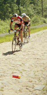Arenberg Forest ~ Paris Roubaix 2006